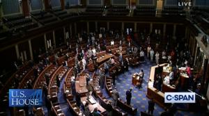 美眾院向「國會良知——劉易斯議員」致哀