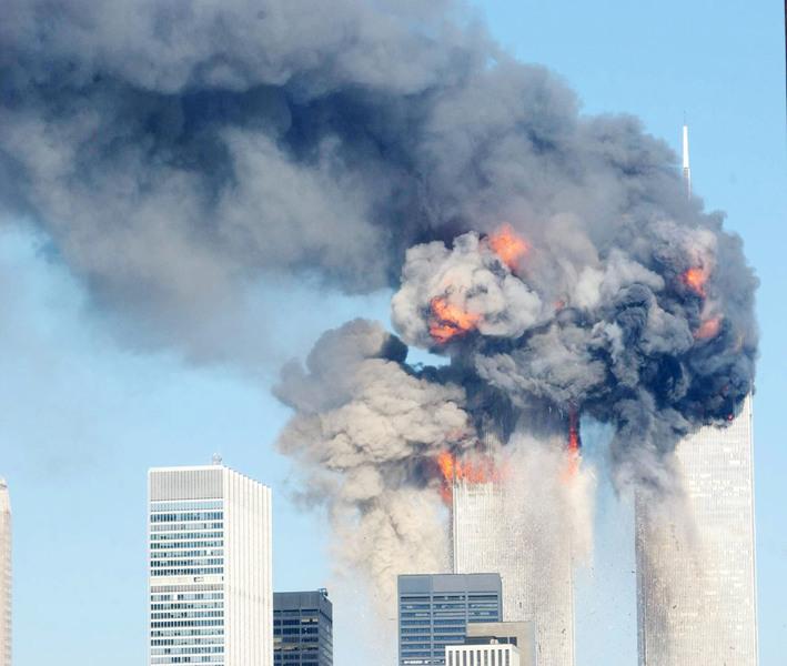 女童講前世記憶:911事件在世貿大樓遇難