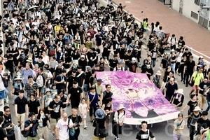【新聞看點】香港示威遍地開花 北京騎虎難下