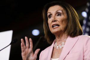 佩洛西:不擔心疫情影響自己連任眾院議長