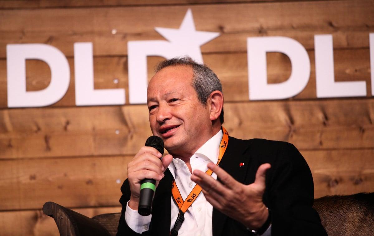 埃及電信大亨、億萬富翁那古布‧薩維里斯(Naguib Sawiris)2月12日表示,不能再對中共的不良做法視而不見,併力挺特朗普總統的對華強硬立場。圖為薩維裏斯。(Nadine Rupp/Getty Images)