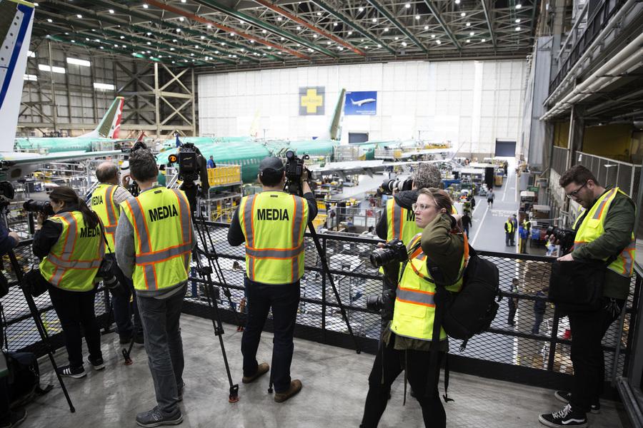 波音推出737 MAX四大修補措施 提高安全性