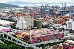 中國企業貨物難以送往海外 爆物流危機