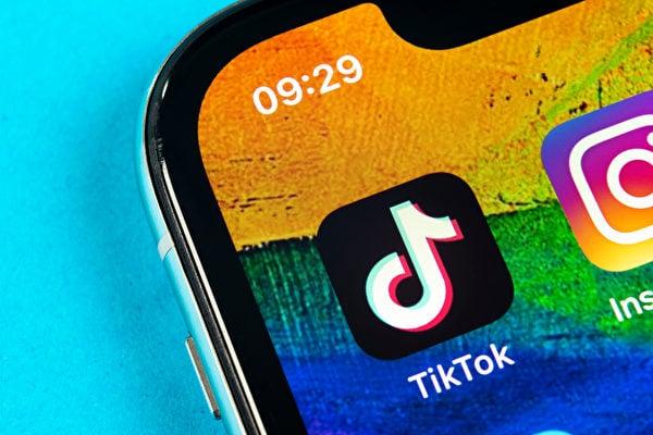 TikTok存安全隱患,其母公司字節跳動(Bytedance)可能在審查政治敏感內容,並將用戶數據移交給中共政府。(Shutterstock)