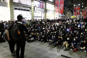 反送中持續3個月 中國留學生如何想的?