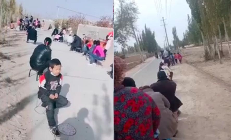 新疆喀什中共肺炎單日新增病例數再現新高