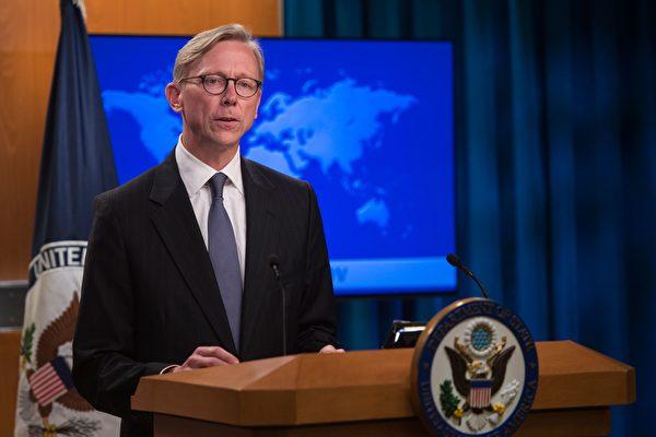 國務院伊朗事務特別代表布萊恩·胡克(Brian Hook)呼籲,應延長伊朗武器禁運,以維護中東地區的安全。圖為資料照。(ANDREW CABALLERO-REYNOLDS/AFP via Getty Images)