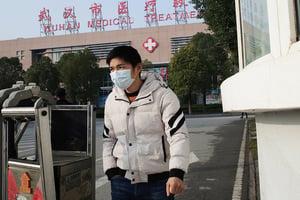 大陸中共肺炎病例增至217宗 北京廣東淪陷