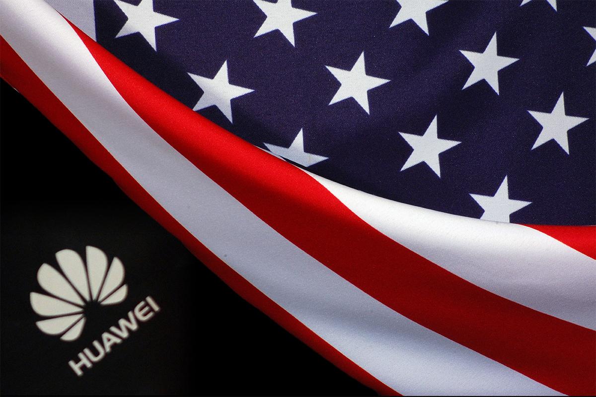 波蘭將站在美國一邊,拒絕華為。(大紀元合成)