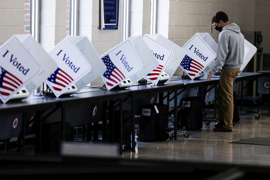 美國共和黨將反社會主義作2022中期選舉宣傳重點