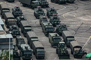 駐港部隊強化介入香港準備 專家:暫不會介入