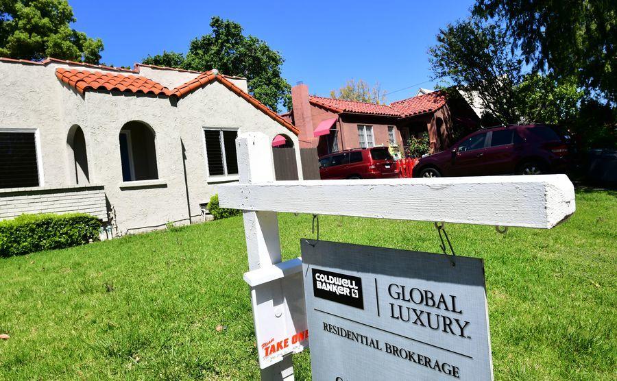 美國加州購房熱不減 專家預測明年房價繼續漲