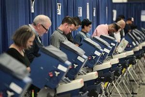 美大選倒數第五天:一分鐘看懂最新民調