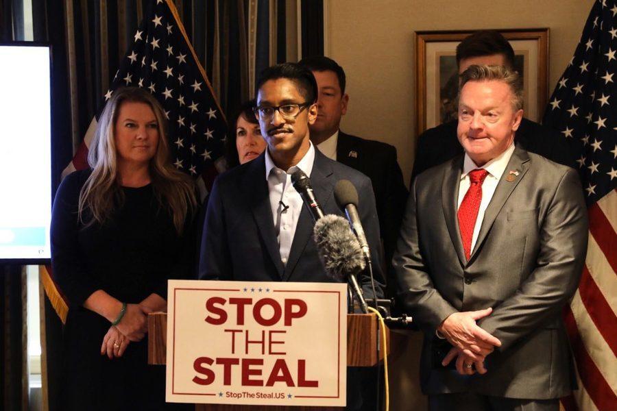 制止竊選領袖:將挑戰不支持特朗普的GOP參議員