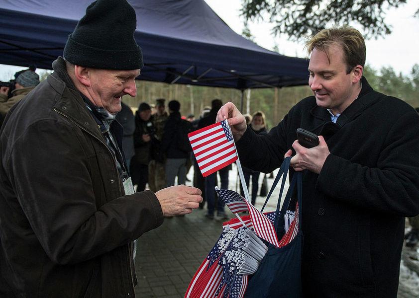 美國故事:平民外交繪出一道風景線