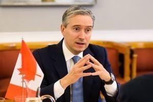 加外長要求中共:釋放加國公民 改變香港政策