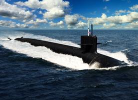 美軍造十二艘哥倫比亞級核潛艦 性能遠超前代