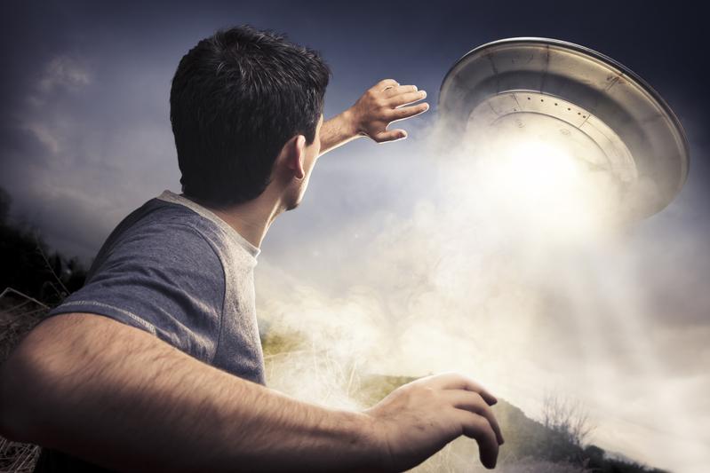 一項新的研究表明,外星人可能已經來過銀河系和地球。(fotolia)
