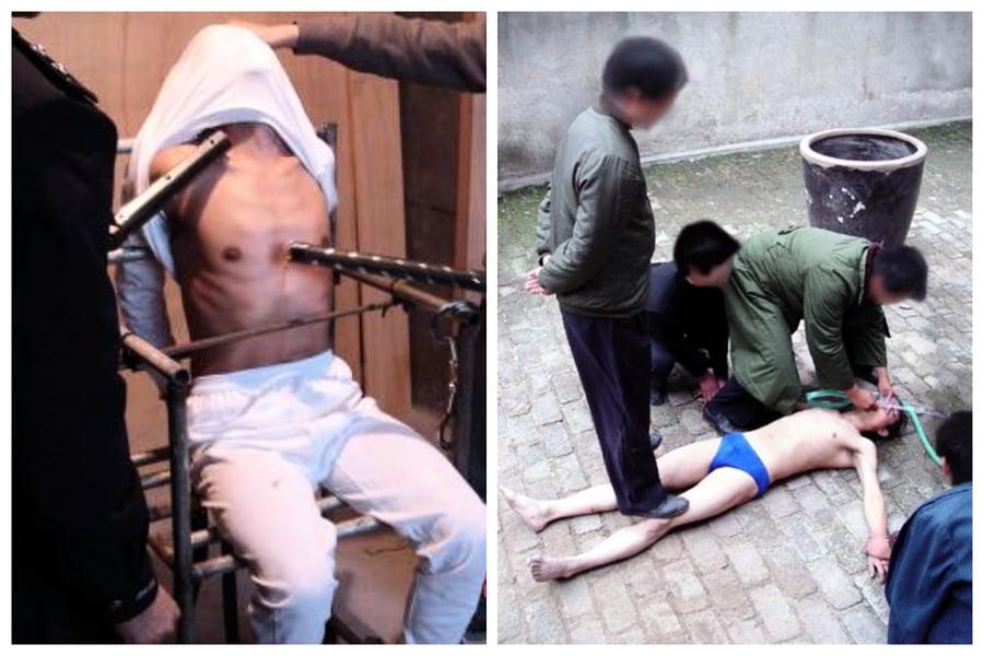 寒冬澆冷水施「凍刑」瀋陽第一監獄虐殺犯人