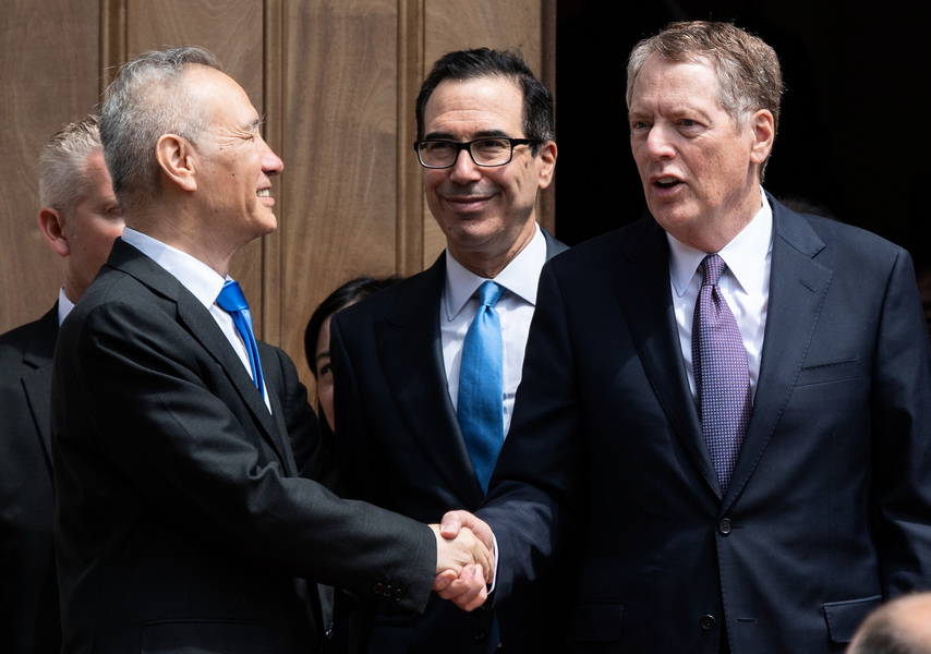 新一輪貿易談判預期有突破?美中不同調