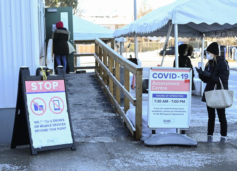 加拿大安省病毒變種感染病例破400例