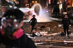 【11.11三罷反暴政】港人反暴政 警發狂 全日追蹤