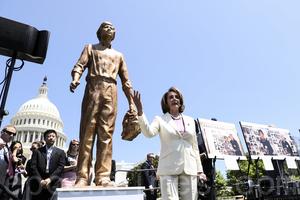 美國會山紀念「六四」 記住受迫害的中國人