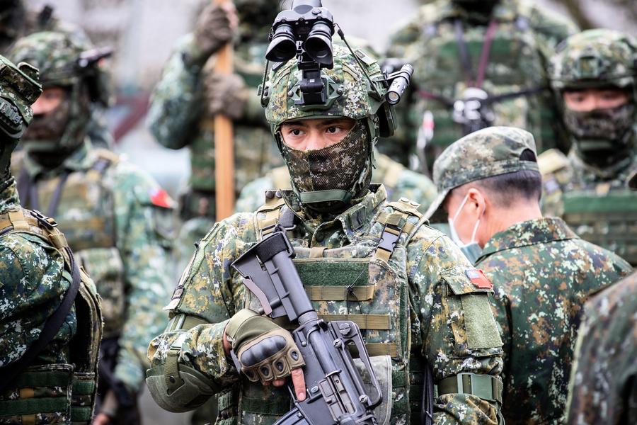 前白宮官員:中共對武統台灣非常認真 須嚴肅看待