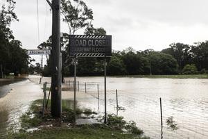 暴雨引發洪水 澳洲悉尼部份地區居民緊急疏散