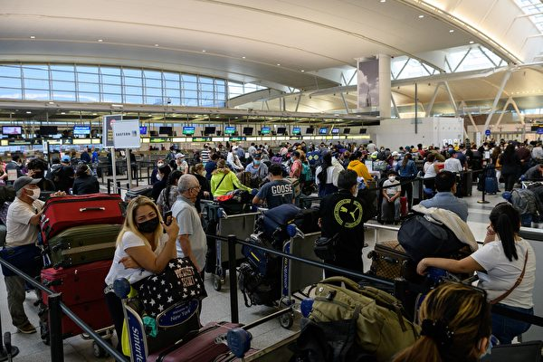 美國業界促白宮取消對英國旅行限制