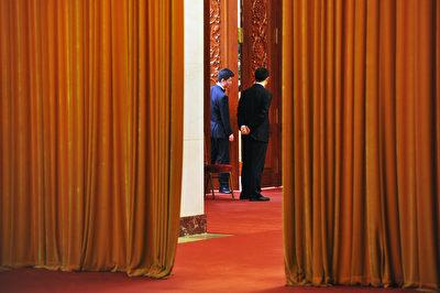 今年的兩會,中共當局企圖通過有關香港的國家安全法。圖為2015年3月的兩會。(大紀元資料室)