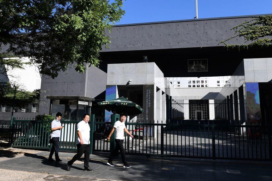 中共滲透澳駐華領館 招聘機構疑為間諜組織