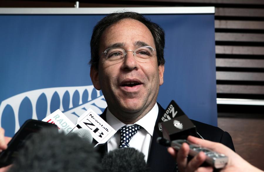 傳拜登準備提名華爾街高管擔任駐以大使