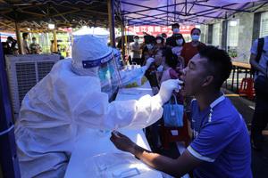 疫情持續升溫 廣州封閉38個區域