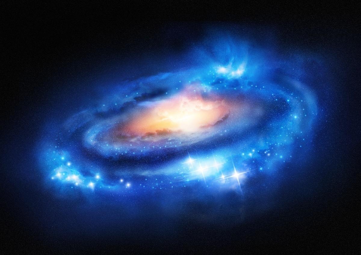 一份新研究認為,我們的宇宙由暗能量和各種物質構成,暗能量佔69%,各種物質佔31%。這些物質中,暗物質佔高達80%,而我們熟悉的像星體、星系、塵埃和氣體這些常規物質僅佔20%。(ShutterStock)