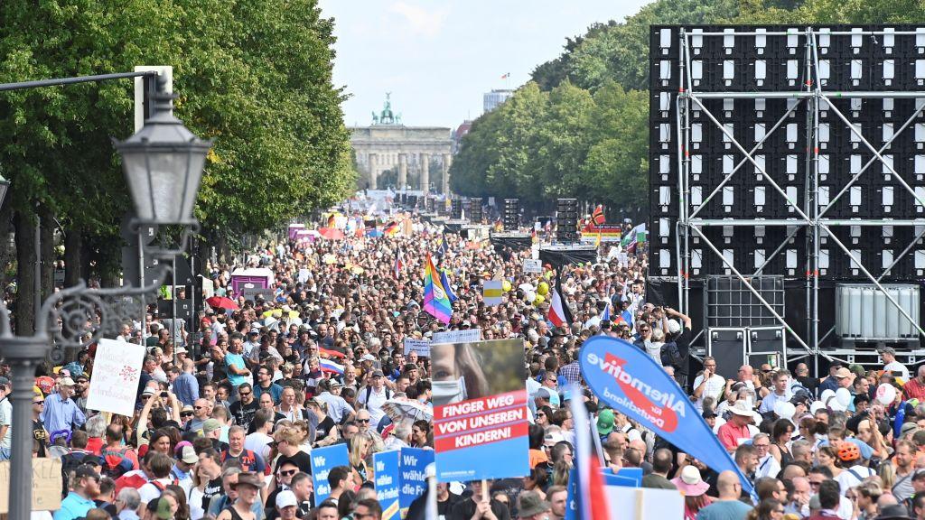 極端分子衝擊德國國會大樓 總統強烈譴責