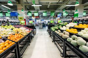 應對食品價格將高漲 美國超市開始大量囤貨