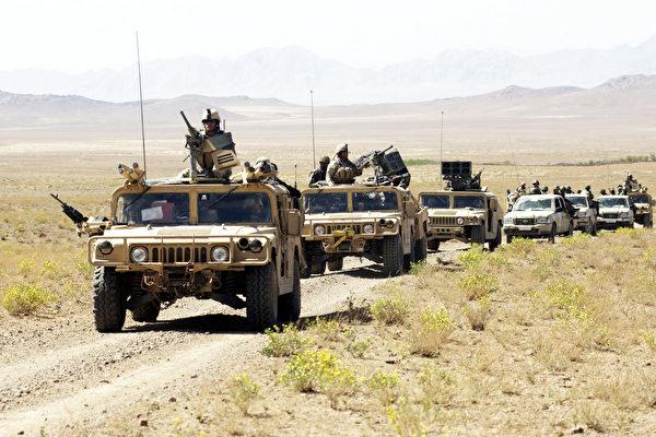 白宮:將部署軍隊 幫助使館人員撤離阿富汗