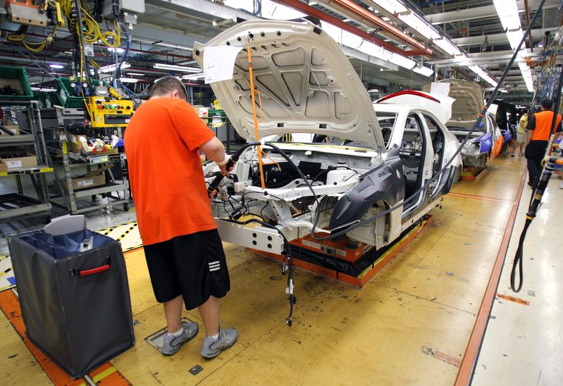 特朗普發聲後 通用汽車在美投資電動車招人