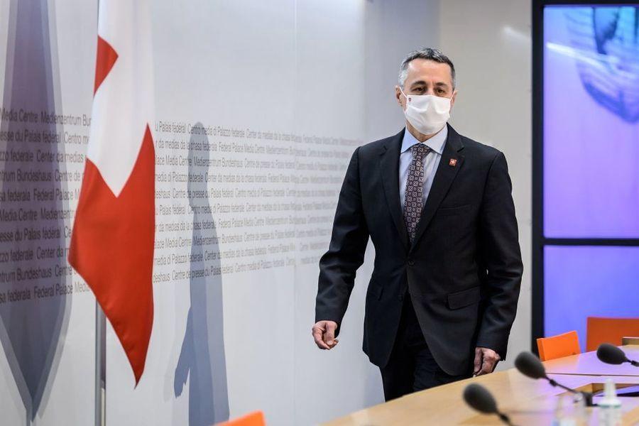 瑞士首發對華戰略文件 中使館和黨媒反應兩極