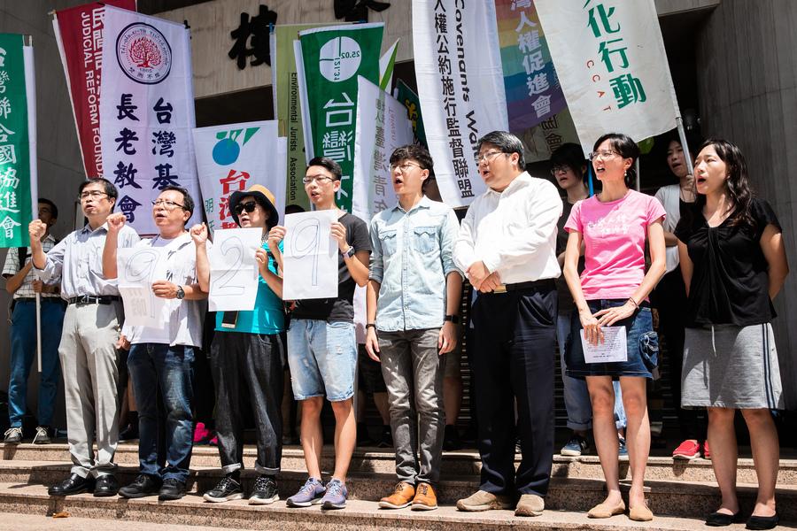 撐香港反極權 台民團發起929台港大遊行