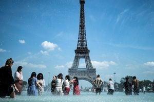罕見熱浪襲歐洲 法國考試改期 德高速設限