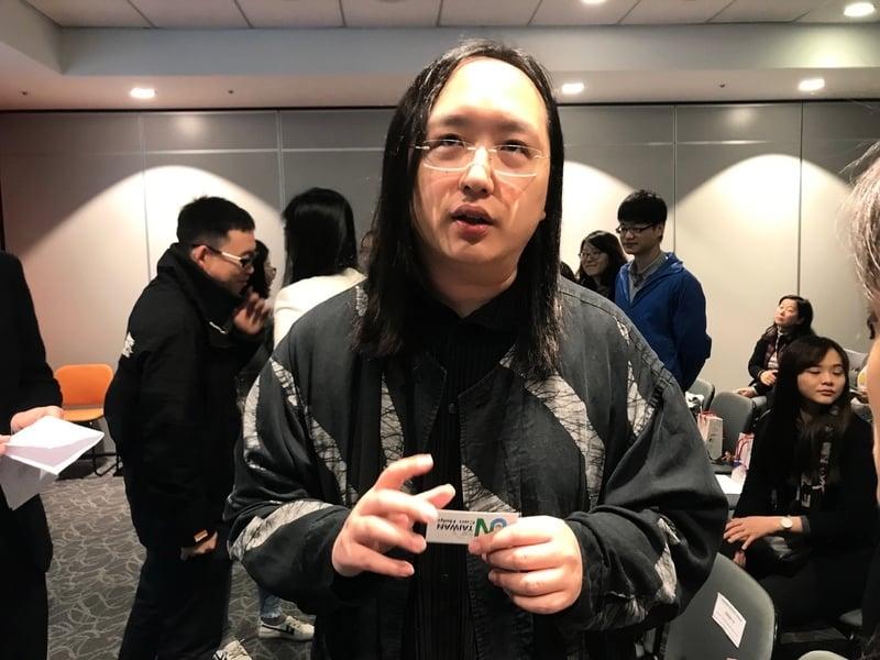 奧斯陸自由論壇唐鳳:台灣模式勝獨裁政權