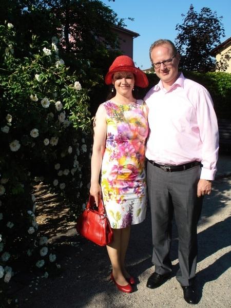 見證妻子康復奇蹟 跨國公司部門經理堅修大法