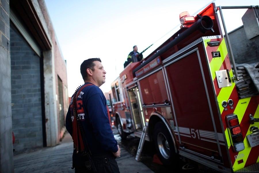 美國巴爾的摩大樓爆炸 21人受傷