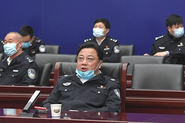 袁斌:關於「孫力軍政治團夥」的三大疑團