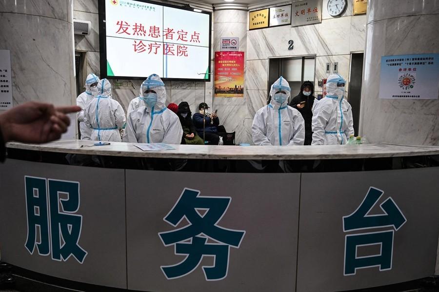 形勢危急 北京疾控中心發「戰時狀態令」