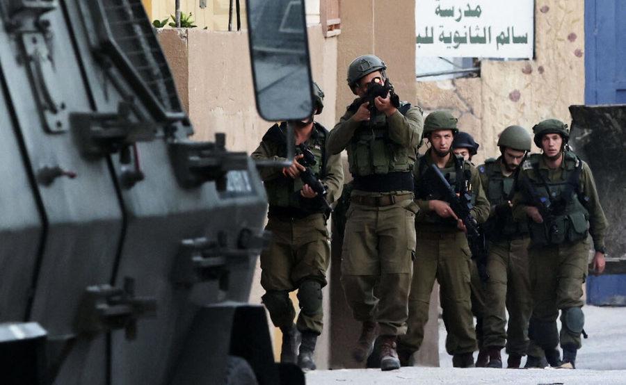 以色列逮捕哈馬斯高級領導人