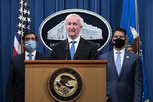 美副司法部長接替巴爾 主管外國勢力影響大選