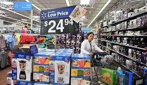 通脹升溫 美5月物價指數飆5% 13年來最大漲幅